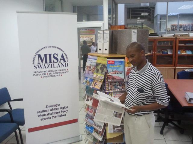 Vuyisile Hlatshwayo National Director misa.nd@realnet.co.sz