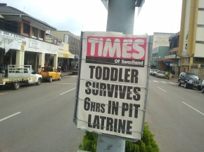 Coverage of Children in Swaziland's Media