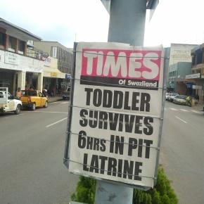 Coverage of Children in Swaziland's Media