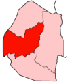 The Manzini region of Swaziland