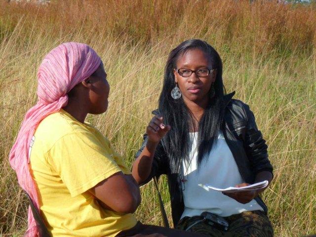 Nontobeko Tshabalala (Times of Swaziland) in Mambane 2