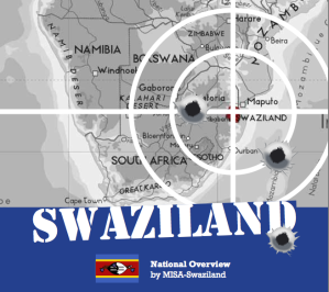 So This Is Decmoracy? Swaziland front cover 2012