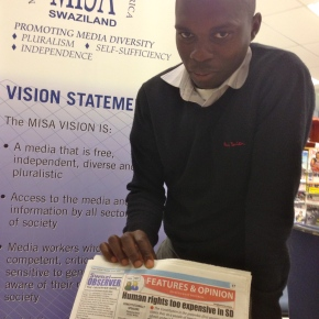 Human rights too expensive in Swaziland: MISA advocacyofficer