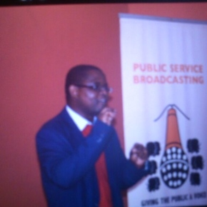 The Case for Community Radio: MISA Chairman's speech at network launch