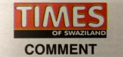 Times of Swaziland comment