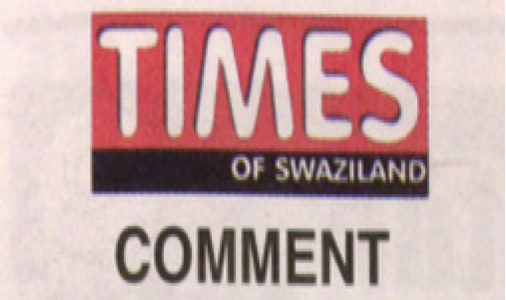 Times of Swaziland comment 6