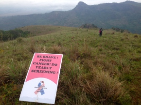 Braving the Breast to beat cancer in Swaziland – the day in pictures (part1)
