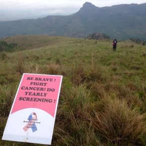 Braving the Breast to beat cancer in Swaziland – the day in pictures (part 1)