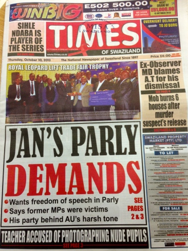 Times_Jan's Demands