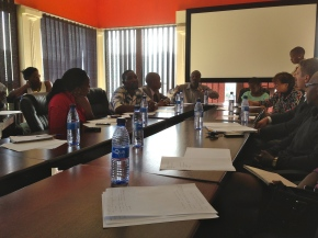 Editors and civil society meet in Swaziland