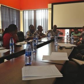 Editors and civil society meet inSwaziland
