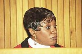 Seconded to Swaziland: Judge Esther Ota