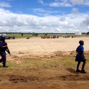 Swaziland's new airport – another side of the story (in pictures)