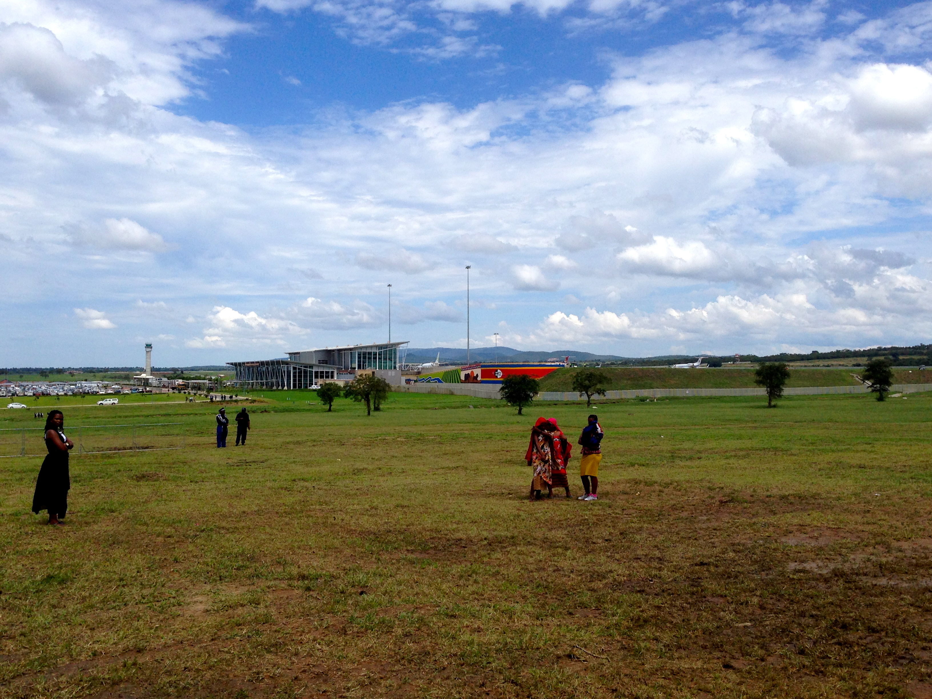 King Mswati III International Airport, formerly known as Sikhuphe Airport