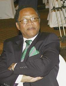 Former deputy prime minister of the Kingdom of Swaziland Themba Masuku