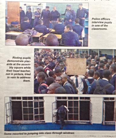 Photos from Times of Swaziland, March 5 2014