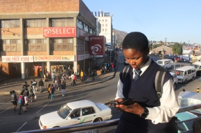 Anti-social or social community? How young people use social media in Swaziland